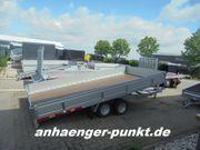 PKW Autotransporter 4 m MULTI
