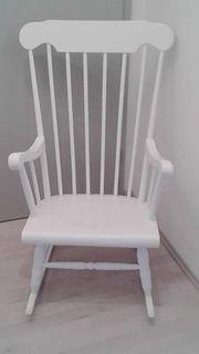Schaukelstuhl Stillstuhl Relaxsessel Lesestuhl Stuhl