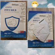 Zertifizierte FFP2 Masken