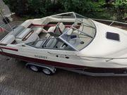 Motorboot Maxum 230sc