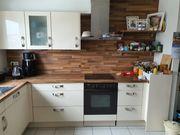 Einbauküche mit Gerät