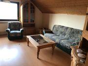 Möblierte 2ZKB Dachgeschoss-Wohnung