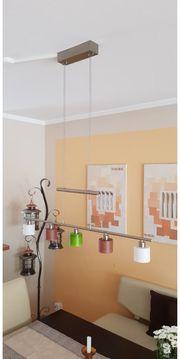 2 Lampen für Speisezimmer und