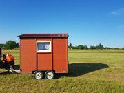 Schäferwagen Gartenhütte