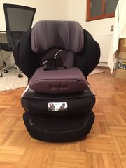 Kindersitz Cybex Juno 2-Fix schwarz