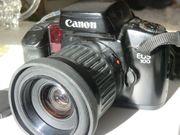 Canon EOS 100 analog mit