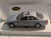 Automodell Merc -Benz S-Class 1