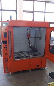 DPF Catalyst Cleaning Machine