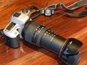 Spiegelreflexkamera Minolta 505si super DYNAX