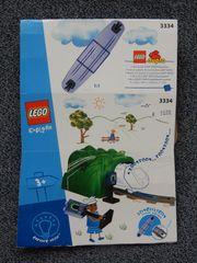 LEGO DUPLO 3334 - Eisenbahn Tunnel