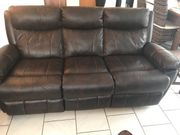 3er Sofa mit Relaxfunktion