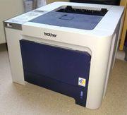 Farblaserdrucker BROTHER HL-4040CN