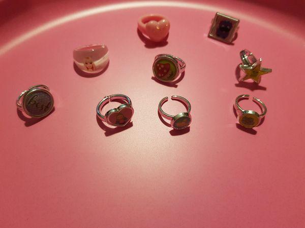 Ringe für Mädchen