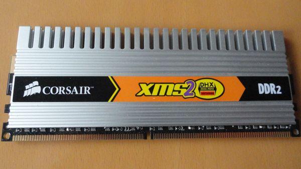 High-End Speicher Corsair XMS2-6400 2048