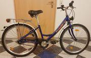 Mädchen-Fahrrad Bellini 26 Zoll