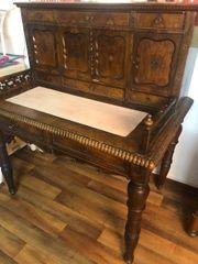 Louis Philippe Schreibtisch Antik um