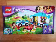 LEGO FRIENDS WOHNWAGEN AUSFLUG 41034