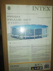 INTEX FRAME POOL 457cm x122