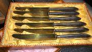 Bronze Obstmesser Stahl-Bronce aus der