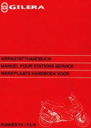 Werkstatthandbuch WHB Gilera Roller Runner