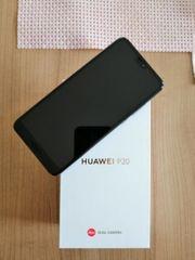 Huawei P20 Dualsim 128gb midnight