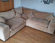 Couch aus der Wohnfabrik