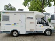 Wohnmobil Modell Chausson Welcome 54