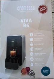 Viva B6 Strong Petrol Kapselmaschine