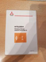 Mitsubishi Evo IX Evolution 9