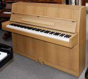 Klavier Nordiska 106 Eiche hell