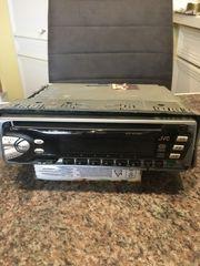 Autoradio mit CD Player JVC