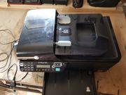 HP Drucker-Scanner-Fax Offject 4500