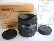 SIGMA 2 8 50 mm