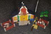 Playmobil 3072 Bauernhof m Anleitung