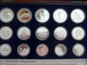 15 Silbermünzen Sarajewo nur 159EUR