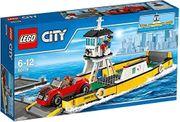 LEGO City 60119 - Fähre Bausteinspielzeug