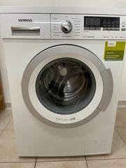 Siemens iQ500 Waschvollautomat ecoEdition Extraklasse