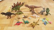 Dinosaurier Sammlung 21 Stück