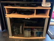 TV - schrank Buche Optik