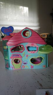 Littlest Pet Shop Haus mit
