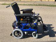 Elektrischer Rollstuhl Trendmobil R-20
