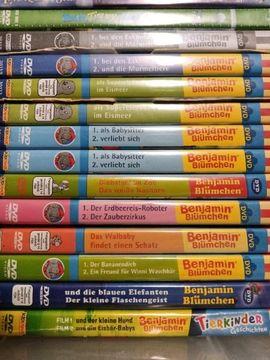 Benjamin Blümchen Kinder Filme DVD: Kleinanzeigen aus Haßmersheim - Rubrik Sonstiges Kinderspielzeug