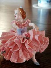 Porzellantüll Ballerina und Lord Nelson