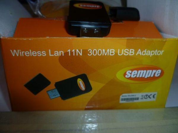 Sempre Wireless Lan 11N 300