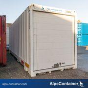Gebrauchter Container mit Rolltor