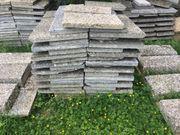 Waschbetonplatten Gartenplatten Betontritt