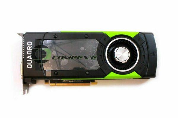 NVIDIA QUADRO P6000 24 GB