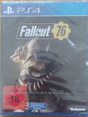 PS4 Game Fallout 76 NEU