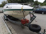 Rinker Captiva 232 Cuddy