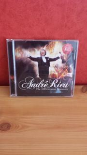 100 Greatest Moments - RIEU ANDRE